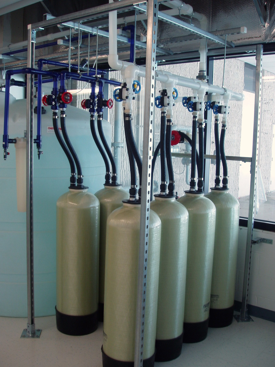 Portable Di Tank Amp Membrane Cleaning Services 508 456