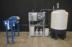 waste water treatment system and design - Process and Water