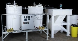 Industrial Wastewater Treatment Boston MA - Process and Water